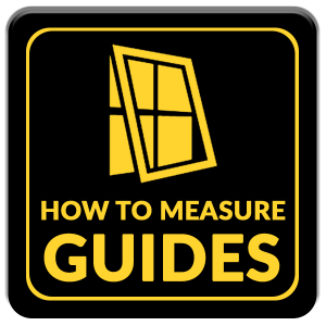 how to measure window screens