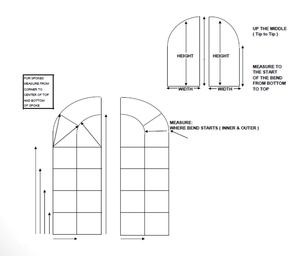 Measure Window Screens